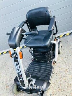 2008 Liteway MegaLite 6 Mid Portable Mobility Scooter 6 mph inc Warranty