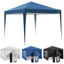 3Mx3M 3Mx6M Heavy Duty Gazebo Waterproof Marquee Canopy Garden Party Patio Tent