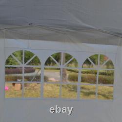 3Mx6M Heavy Duty Pop Up Gazebo Waterproof Marquee Canopy Garden Party TentNEU