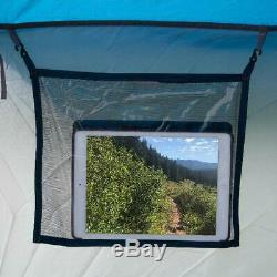 3 Season Family Tent Camping Hiking Outdoor 10-Person Waterproof Shelter Large