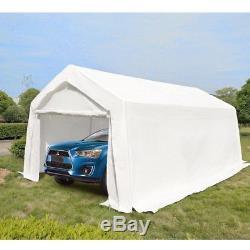 3m x 6m Gazebo Garage Carport Shelter Portable Car Port Canopy for Car ATV Boat