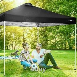 3x3M Pop Up Gazebo Canopy Marquee Strong Waterproof Heavy Duty Garden Patio Tent