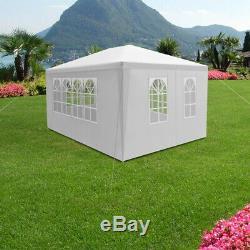 3x3m/3x4m/3x6m/3x9m Waterproof Outdoor Garden Gazebo Marquee Canopy Tent Party