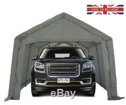 6x3m White Garden Heavy Duty Car Party Tent Storage Shelter Carport Car Canopy