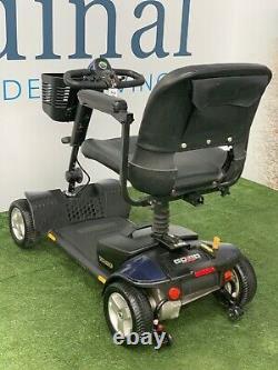 AUTUMN SALE Pride Go-Go Elite Traveler Sport Portable Mobility Scooter
