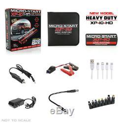 Antigravity Batteries Micro-Start XP10HD Heavy Duty