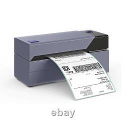 BEEPRT 4x6 Direct Thermal Shipping Label Printer Heavy-Duty Monochrome Zebra