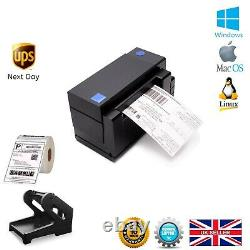 BEEPRT LTK Heavy-Duty Direct Thermal Shipping Label Printer with Cutter