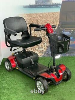 BLUE RIBBON SALE Pride Go-Go Elite Traveler Sport Portable Mobility Scooter