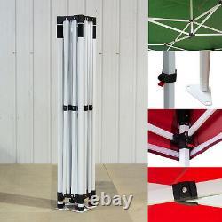 BULHAWK 3x3 HEAVY DUTY 40MM POP UP GAZEBO 3M X 3M MARKET STALL GARDEN SHELTER