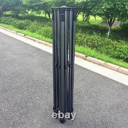 BULHAWK 3x3 HEAVY DUTY INSTANT POP UP GAZEBO 3M X 3M TRADER MARKET STALL TENT