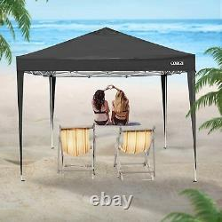 COBIZI 3x3m Pop up Gazebo Commercial Tent Fully Waterproof Garden Party Gazebo