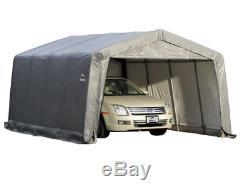 Car Port Shelter Large Awning Canopy Portable Garage Tent Storage Shed Gazebo