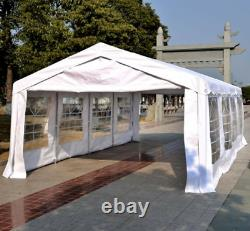 Car Port Shelter Outdoor Garden Tent Portable Garage Storage Awning Canopy Shed