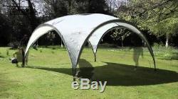 Coleman Gazebo Event Shelter Tent Camping Rain Cover 4m x 4m BNIP
