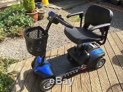 DRIVE STYLE PLUS + S Portable Electric Mobility Scooter in pristine condition