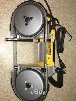 DeWalt DWM120 Heavy-Duty Variable Speed Deep Cut Portable Band Saw