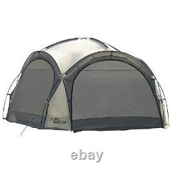 Dome Event Shelter Waterproof Gazebo UV Protection 3.9m x 3.9m Tent & Side Walls