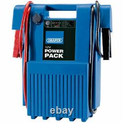 Draper 3200A Heavy Duty Car Jump Starter Portable Power Pack with LED 82361