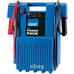 Draper 82361 12V Heavy Duty Portable Power Pack 1600-3200AMP