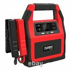 Durite12v/24v Booster Pack, New (Red) Heavy Duty Petrol and diesel, USB ports