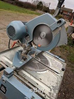 ELU Flip Saw TGS 172 Compound Mitre Rip Portable Bench Saw Heavy Duty Builders