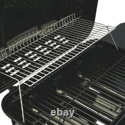 Expert Grill 3 Burner Gas Barbecue BBQ Sausage & Burger Griddle Heavy Duty NEW