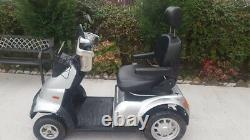 Fantastic, TGA Breeze 4 Mobility scooter, Road legal, portable shed included