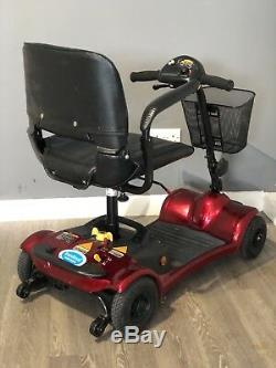 February Sale Rascal Ultra Lite 480 Portable Mobility Scooter