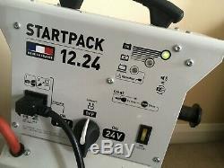 GYS heavy duty battery booster pack jump starter 12v/24v