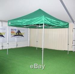 Gala Shade 3x3m Pro-40 Pop-Up Gazebo Race/Pit/Paddock/Hospitality Tent