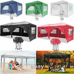Gazebo Heavy Duty Marquee Party Wedding MarketStall Tent 3×6M/3x3M Patio Canopy