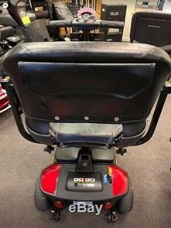 Go Go Elite Traveller Plus 4 Portable Travel Mobility Scooter EX DEMO Model