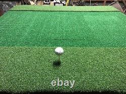 Golf Range Mats Premium Tee Turf Hitting Mats Heavy duty 27kg 1.5m X 1.5m