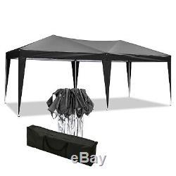 HEAVY DUTY GAZEBO 3x3m 3x6m GAZEBO PARTY MARKET STALL POP UP TENT WATERPTOOF NEW