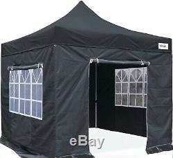 HERCULES GAZEBO COMMERCIAL GRADE POP UP TENT 3mx3m UPGRADED SIDES