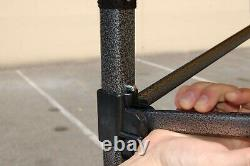 HERCULES TORPEDO Heavy Duty POP UP GAZEBO 3m x 3m Commercial Grade