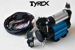 Heavy Duty 12v Air Compressor Portable Tyre Inflator Car 4x4 Van Truck Pump