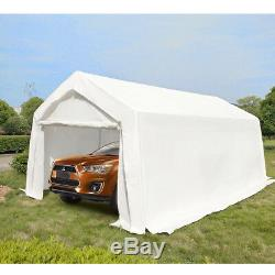 Heavy Duty 3m x 6m Outdoor CarPort Canopy Car Cover Portable Garage Gazebo Tent