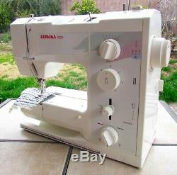 Heavy Duty Bernina 1008 Electronic Sewing Machine # 40307619