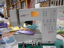 Heavy Duty Bernina Virtuosa 150 Quilters Edition Domestic Sewing Machine