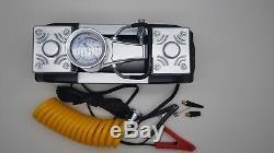 Heavy Duty Caravan Portable 12v Air Compressor 150psi Tyre Tire Inflator Pump