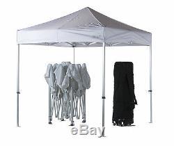 Heavy Duty Gazebo Pop Up Waterproof Marquee Outdoor Market Stall Tent 3x3