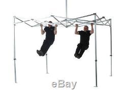 Heavy Duty Gazebo Pop Up Waterproof Marquee Party Tent Outdoor Market Stall UK