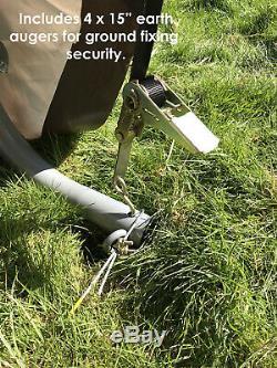 Heavy Duty Horse / Livestock / portable field shelter 12'x24'x8