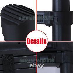Heavy Duty Multi-Purpose Aluminium Telescopic Ladder Extendable New Safer Design