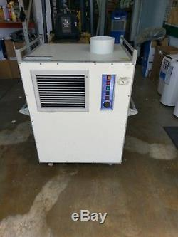 Heavy Duty Portable Air Conditioning Unit MCM 27 Good Working Order 27000 btu