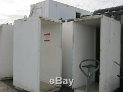 Heavy Duty Portable Cabin Link Pods For Joining Multiple Cabin Together