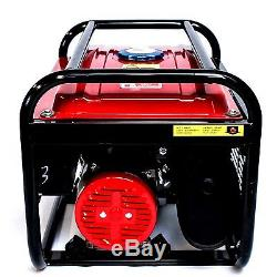 Heavy Duty Portable Petrol Generator PT 6500 W