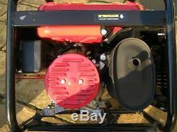 Heavy Duty Portable Petrol Generator Worzberg W8500 220V / 380V